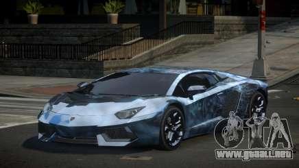 Lamborghini Aventador PS-R S9 para GTA 4