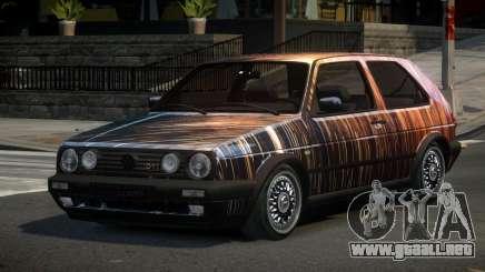 Volkswagen Golf BS Tuning S2 para GTA 4
