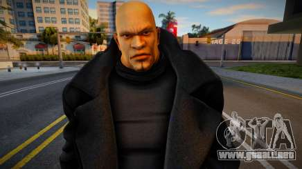 Craig Survival Big Coat 11 para GTA San Andreas