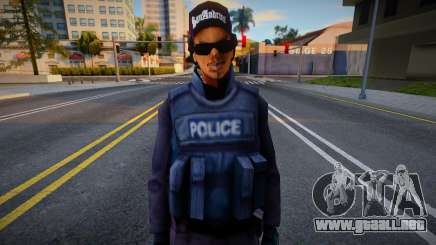 Swat Ryder V1 para GTA San Andreas