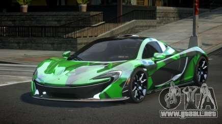 McLaren P1 BS S2 para GTA 4