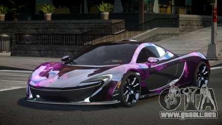 McLaren P1 BS S10 para GTA 4