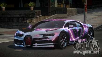Bugatti Chiron Qz S2 para GTA 4