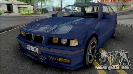 BMW 3-er E36 Compact [IVF] para GTA San Andreas