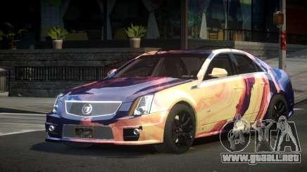 Cadillac CTS-V US S1 para GTA 4