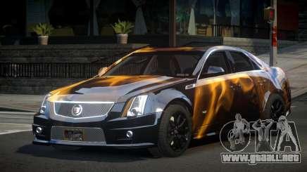 Cadillac CTS-V US S6 para GTA 4