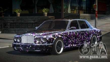 Bentley Arnage Qz S3 para GTA 4