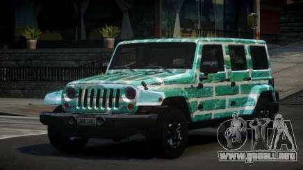 Jeep Wrangler US S4 para GTA 4