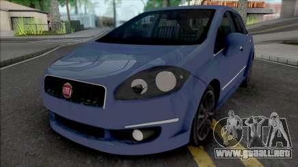Fiat Linea 2011 [LQ] para GTA San Andreas