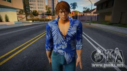 Shin Casual Tekken (Lookers) para GTA San Andreas