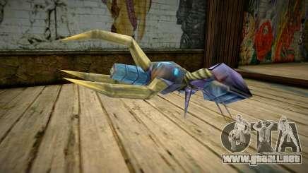 Half Life Opposing Force Weapon 15 para GTA San Andreas