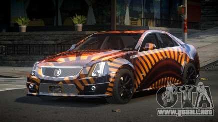 Cadillac CTS-V US S3 para GTA 4