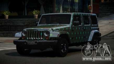 Jeep Wrangler US S8 para GTA 4