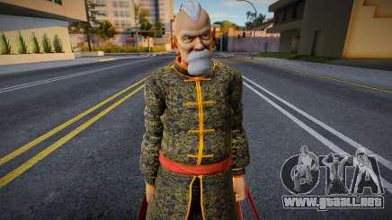 Dead Or Alive 5 - Gen Fu (Costume 2) 2 para GTA San Andreas