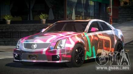 Cadillac CTS-V US S9 para GTA 4