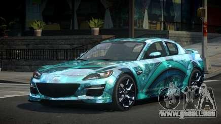 Mazda RX-8 Qz S10 para GTA 4