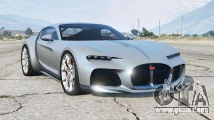 Bugatti Atlantic 2020〡add-on para GTA 5