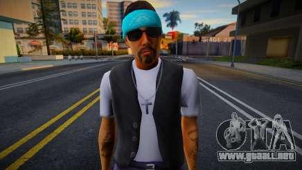 San Fierro Rifa HD Version (SFR2) para GTA San Andreas