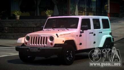 Jeep Wrangler US S7 para GTA 4