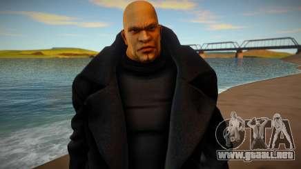 Craig Survival Big Coat 15 para GTA San Andreas