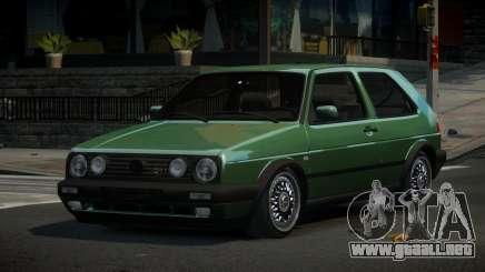 Volkswagen Golf BS Tuning para GTA 4