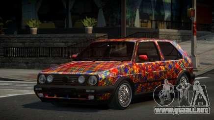 Volkswagen Golf BS Tuning S9 para GTA 4