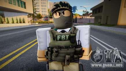 Roblox FBI para GTA San Andreas
