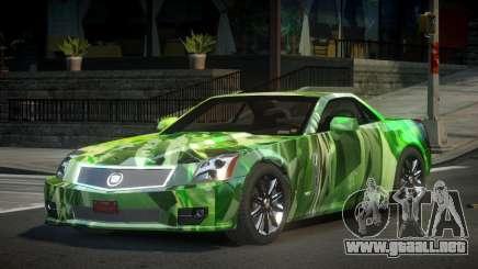 Cadillac XLR GS S2 para GTA 4