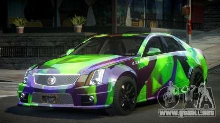 Cadillac CTS-V US S10 para GTA 4