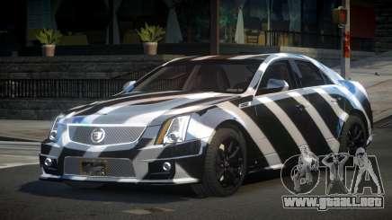 Cadillac CTS-V US S8 para GTA 4