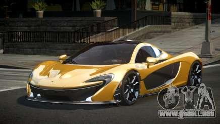 McLaren P1 BS para GTA 4