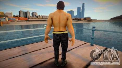 Miguel New Clothing 4 para GTA San Andreas