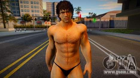 Sexy man skin para GTA San Andreas