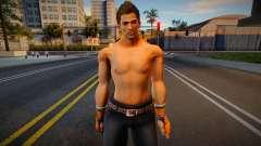 Brad Burn Tagger Boy 2 para GTA San Andreas