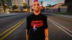 Nane skin (Nintendo) para GTA San Andreas
