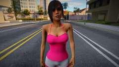 Kelly Version De Vaciones Deportivas para GTA San Andreas