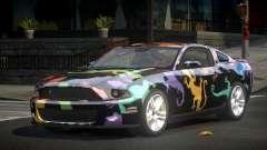 Shelby GT500 Zq S1 para GTA 4