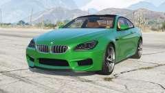 BMW M6 coupé (F13) 2013〡add-on v1.1 para GTA 5