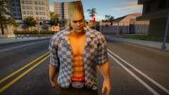 Paul Gangstar 6 para GTA San Andreas