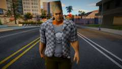 Paul Gangstar 3 para GTA San Andreas