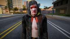 Hermano de STALKER Shadow de Chernobyl Greenzone para GTA San Andreas