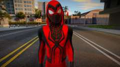 Miles Morales Suit 6 para GTA San Andreas