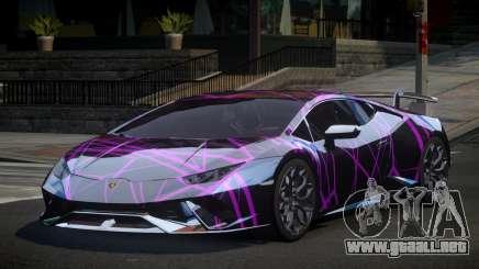Lamborghini Huracan Qz S1 para GTA 4