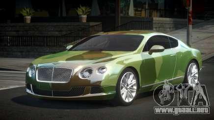 Bentley Continental Qz S4 para GTA 4