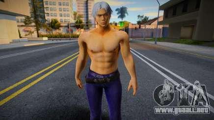 Lee New Clothing 5 para GTA San Andreas