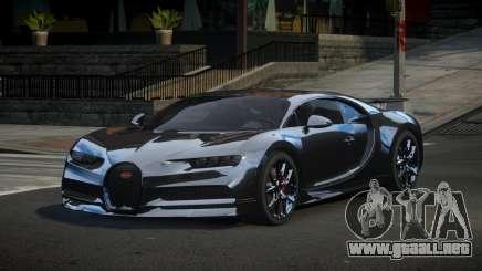 Bugatti Chiron GT para GTA 4