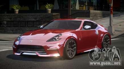 Nissan 370Z US para GTA 4