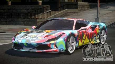 Ferrari F8 U-Style S3 para GTA 4