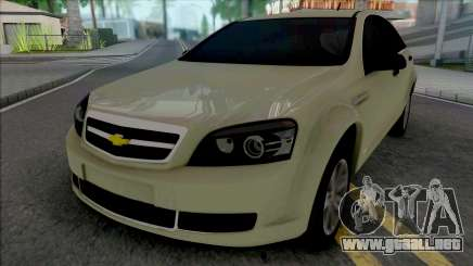 Chevrolet Caprice 2013 para GTA San Andreas