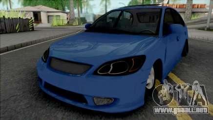 Honda Civic 2 (MRT) para GTA San Andreas